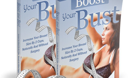 Increase your breast size fast using Jenny's Boost your Bust