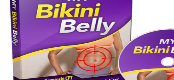 How to Lose Belly Fat Naturally using the Bikini Belly Package
