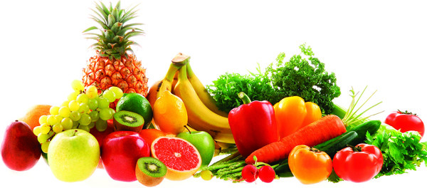 How to Lose Belly Fat Naturally using Fruits and Vegetables