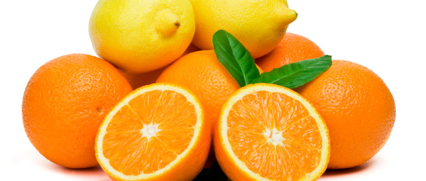How to get Rid of Acne Naturally by use of orange and lemon