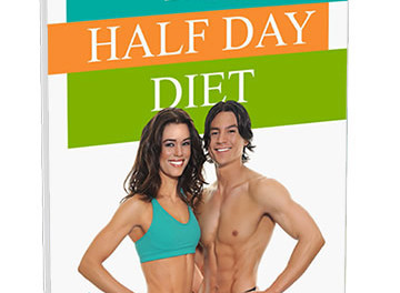 how to lose weight without dieting using half day diet