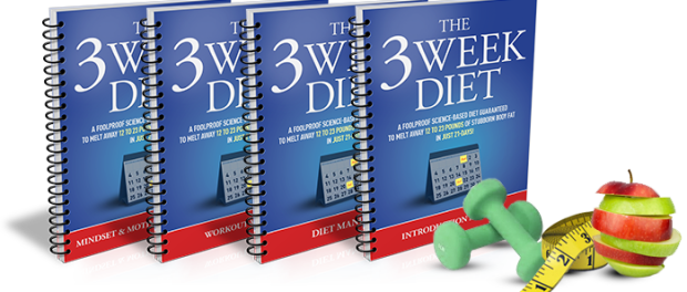 how to lose weight fast and easy using 3 Week Diet