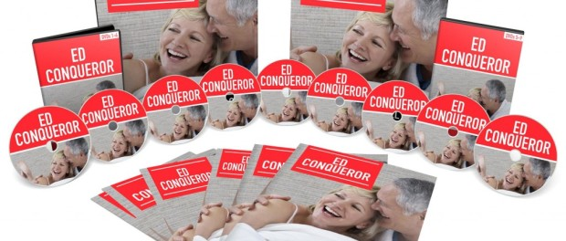 ED Conqueror for Natural treatment for ED