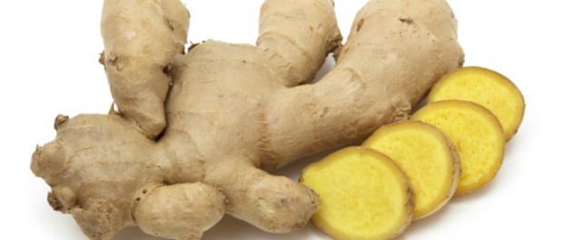 Ginger root for natural healing remedies