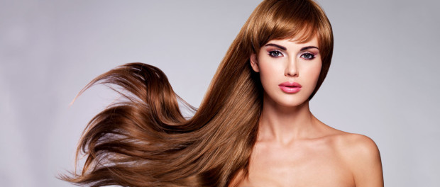 Natural healing herbs and roots for hair care